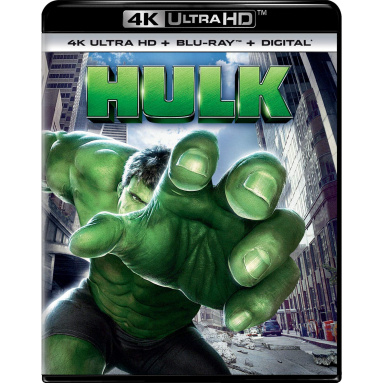 HULK (ULTRA HD BLU RAY)