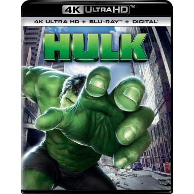 HULK (ULTRA HD BLU RAY)