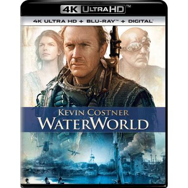 WATERWORLD (ULTRA HD BLU RAY)