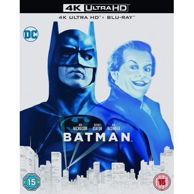 BATMAN (ULTRA HD BLU RAY)