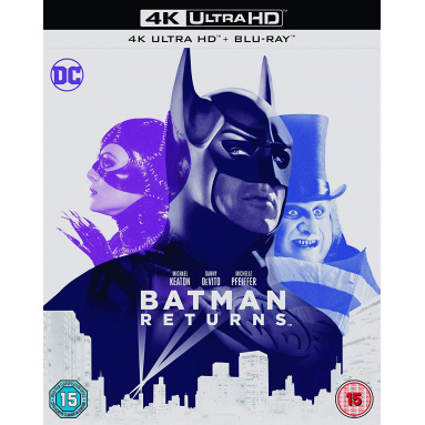 BATMAN RETURNS (ULTRA HD BLU RAY)