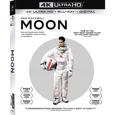 MOON (ULTRA HD BLU RAY)
