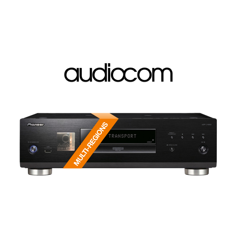 PIONEER UDP-LX800 AUDIOCOM CINEMA EDITION