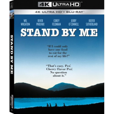 STAND BY ME (ULTRA HD BLURAY)