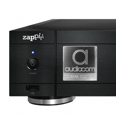 MODIFICATION ZAPPITI PRO 4K HDR AUDIOCOM CINEMA EDITION