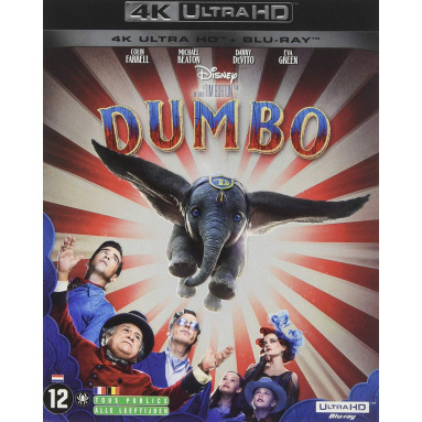DUMBO (ULTRA HD BLURAY)