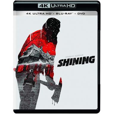 SHINING (ULTRA HD BLU RAY)