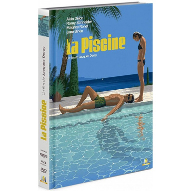 PISCINE (ULTRA HD BLU RAY)