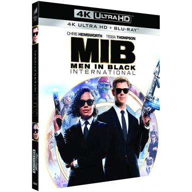 MEN IN BLACK INTERNATIONAL (ULTRA HD BLU RAY)