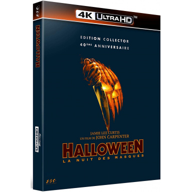 HALLOWEEN (ULTRA HD BLU RAY)