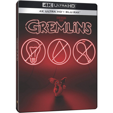 GREMLINS (ULTRA HD BLU RAY)