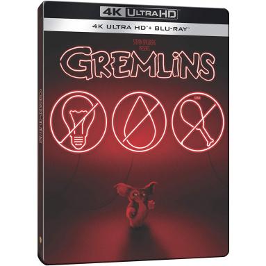 GREMLINS (ULTRA HD BLU RAY)
