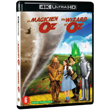 MAGICIEN D'OZ (ULTRA HD BLU RAY)