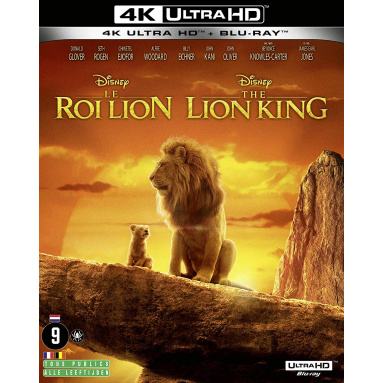 ROI LION (ULTRA HD BLU RAY)...