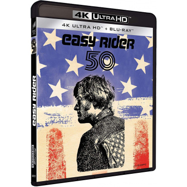 EASY RIDER (ULTRA HD BLU RAY)