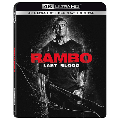 RAMBO LAST BLOOD (ULTRA HD BLU RAY)