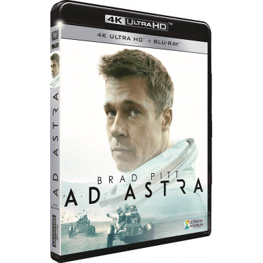 AD ASTRA (ULTRA HD BLU RAY)