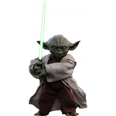 COLLECTIBLES YODA 14CM