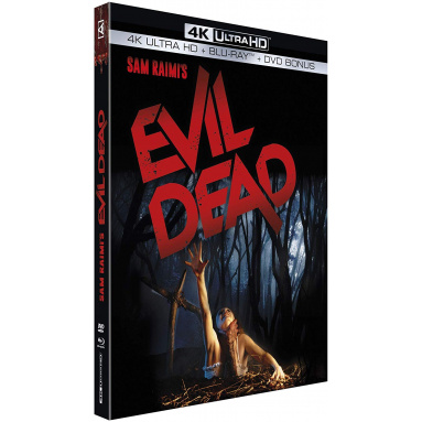EVIL DEAD (ULTRA HD BLU RAY)