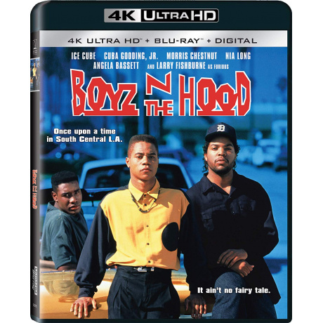 BOYZ N THE HOOD (ULTRA HD BLU RAY)