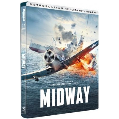 MIDWAY (ULTRA HD BLU RAY)