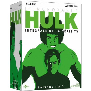 INCROYABLE HULK INTEGRALE