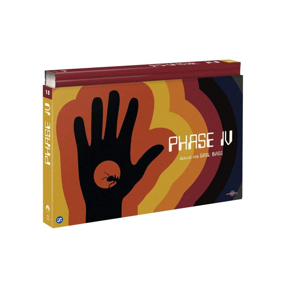 PHASE IV COFFRET COLLECTOR