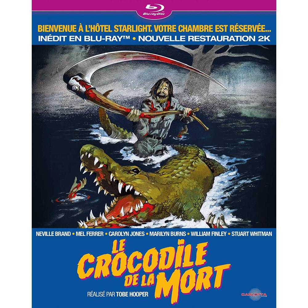 CROCODILE DE LA MORT
