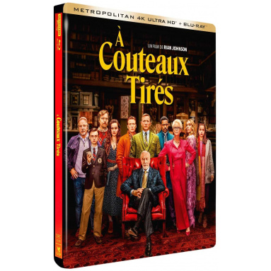 A COUTEAUX TIRES (ULTRA HD BLU RAY)