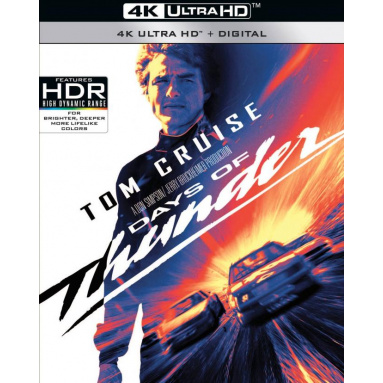 DAYS OF THUNDER (ULTRA HD BLU RAY)