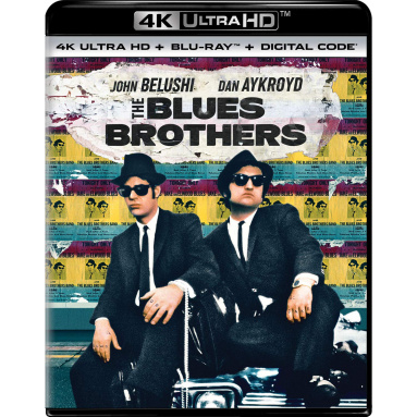 BLUES BROTHERS (ULTRA HD BLU RAY)