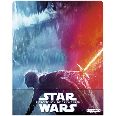 STAR WARS ASCENSION DE SKYWALKER STB (ULTRA HD BLU RAY)