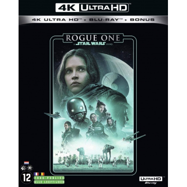 STAR WARS ROGUE ONE (ULTRA HD BLU RAY)