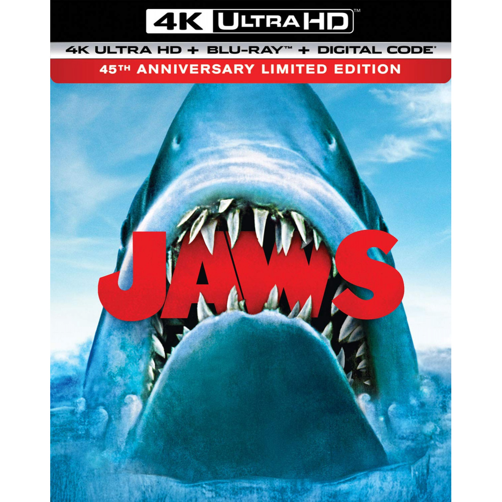 JAWS (ULTRA HD BLU RAY)