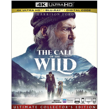 CALL OF THE WILD (ULTRA HD BLU RAY)