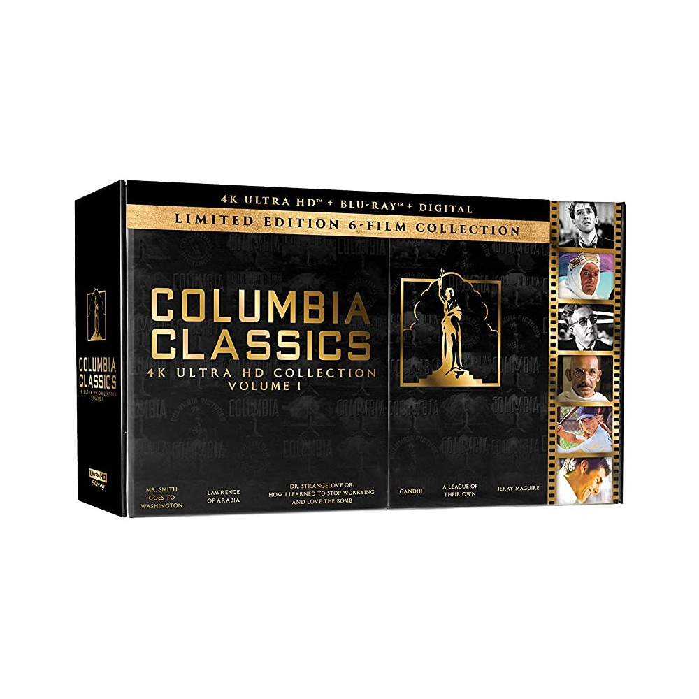 COLUMBIA CLASSICS COLLECTION VOL.1 (ULTRA HD BLU RAY)