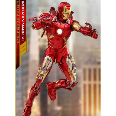 COLLECTIBLES IRON MAN 32CM