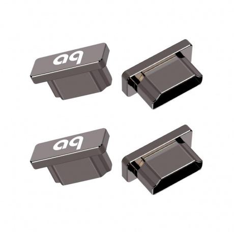 AUDIOQUEST HDMI NOISE-STOPPER (LOT DE 4 PIECES)