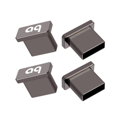 AUDIOQUEST USB NOISE-STOPPER (LOT DE 4 PIECES)