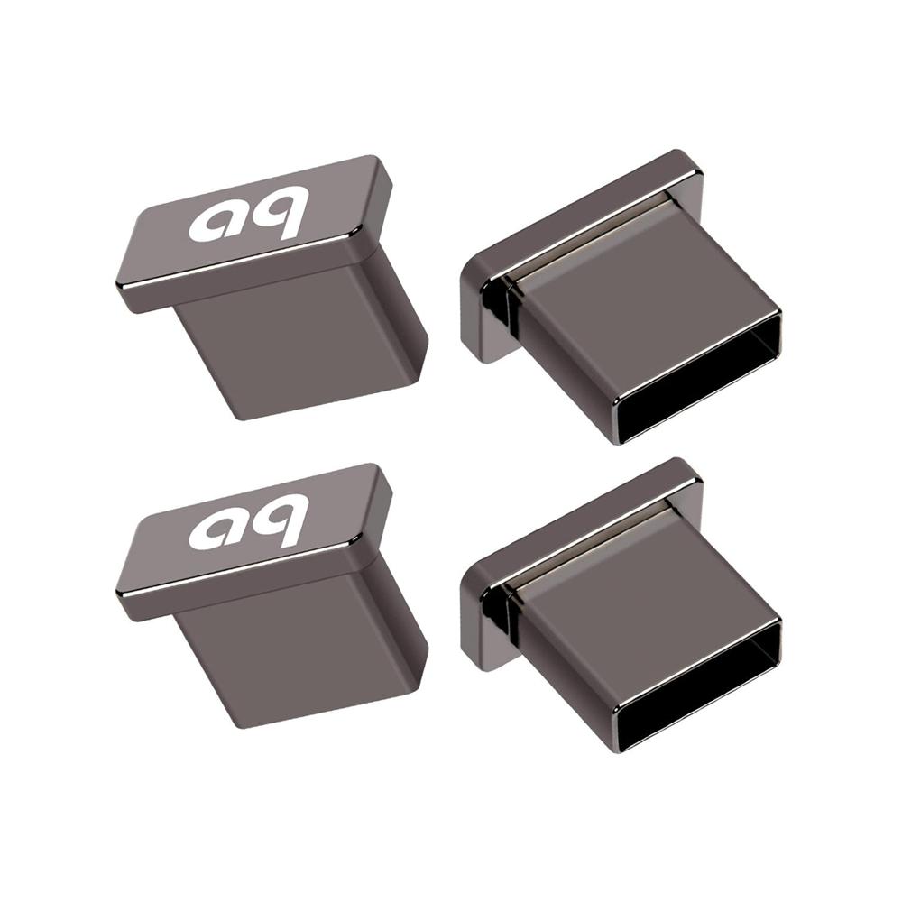 AUDIOQUEST USB NOISE-STOPPER (LOT DE 4 PIECES)