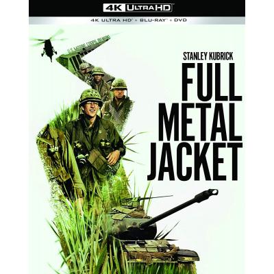 FULL METAL JACKET (ULTRA HD BLU RAY)