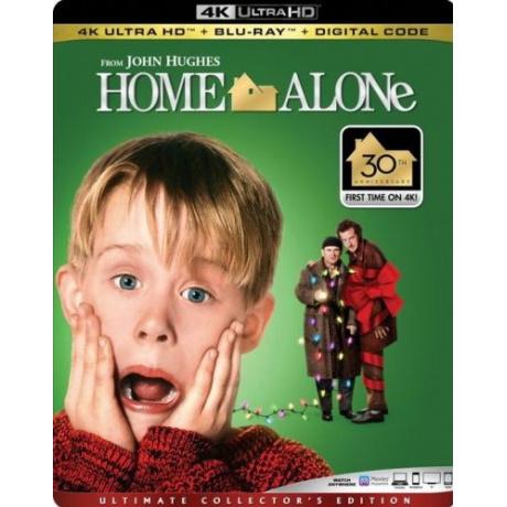 HOME ALONE (ULTRA HD BLU RAY)