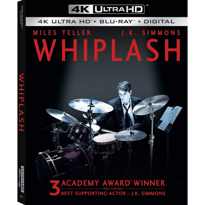 WHIPLASH (ULTRA HD BLU RAY)