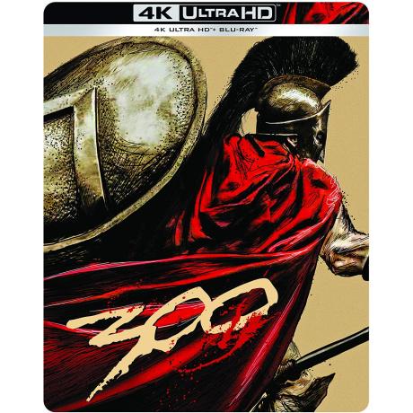 300 (ULTRA HD BLU RAY)