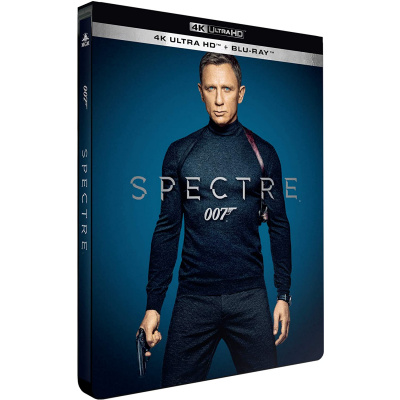 SPECTRE (ULTRA HD BLU RAY) SBK