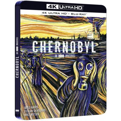 CHERNOBYL (ULTRA HD BLU RAY)
