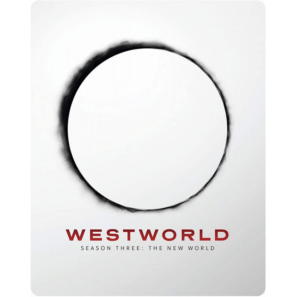 WESTWORLD SAISON 3 (ULTRA HD BLU RAY)
