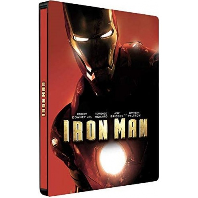 IRON MAN (ULTRA HD BLU RAY)