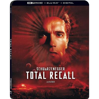 TOTAL RECALL (ULTRA HD BLU RAY) / US