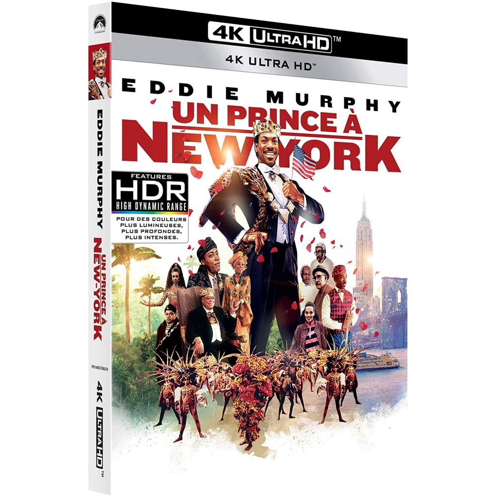 PRINCE A NEW YORK (ULTRA HD BLU RAY)